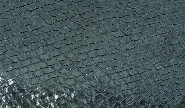 cuir saumon finition reflex
